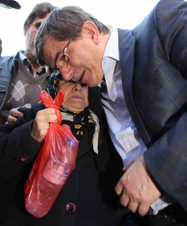 Fotoğraflarla dünden bugüne Ahmet Davutoğlu 39