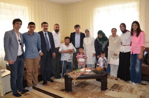 Fotoğraflarla dünden bugüne Ahmet Davutoğlu 43