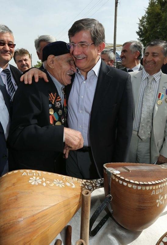 Fotoğraflarla dünden bugüne Ahmet Davutoğlu 48