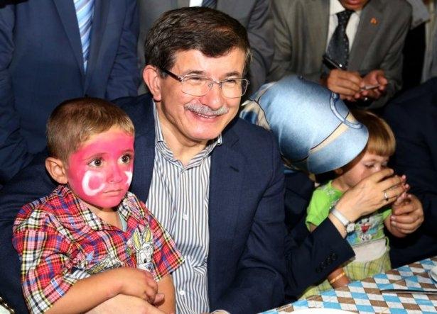 Fotoğraflarla dünden bugüne Ahmet Davutoğlu 49