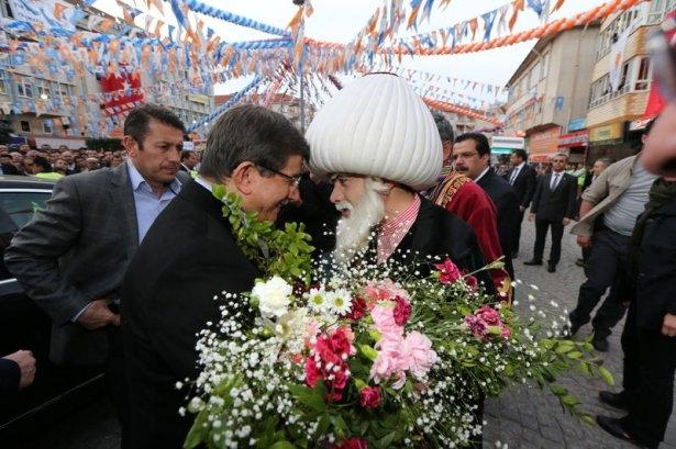Fotoğraflarla dünden bugüne Ahmet Davutoğlu 50