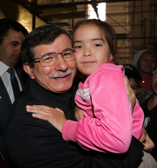 Fotoğraflarla dünden bugüne Ahmet Davutoğlu 58