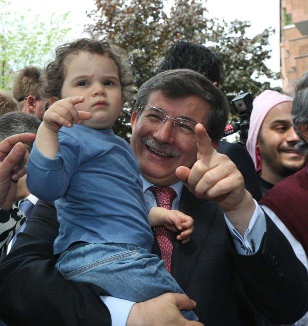 Fotoğraflarla dünden bugüne Ahmet Davutoğlu 62