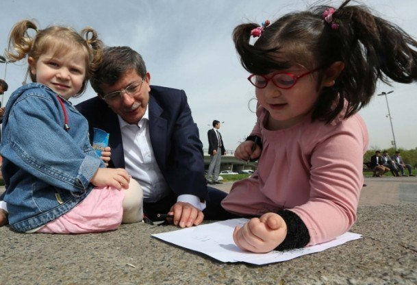 Fotoğraflarla dünden bugüne Ahmet Davutoğlu 65