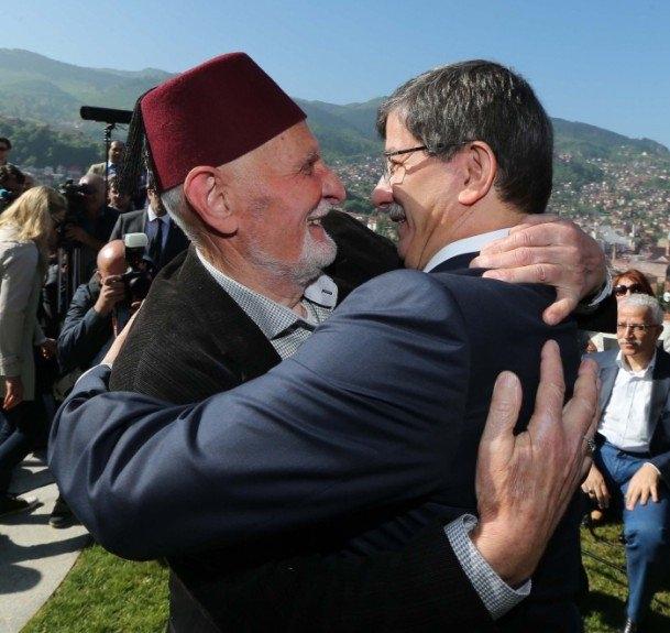Fotoğraflarla dünden bugüne Ahmet Davutoğlu 74