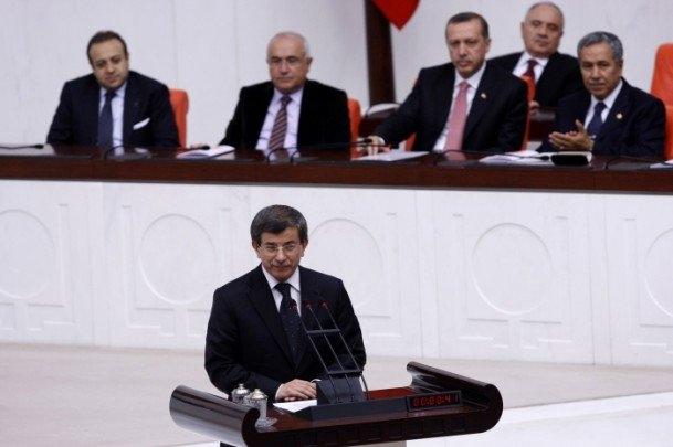Fotoğraflarla dünden bugüne Ahmet Davutoğlu 76