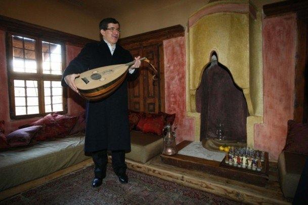Fotoğraflarla dünden bugüne Ahmet Davutoğlu 78