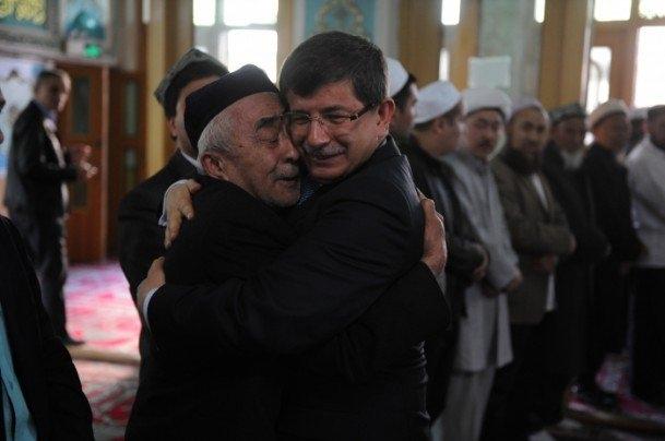 Fotoğraflarla dünden bugüne Ahmet Davutoğlu 84