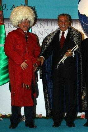 Fotoğraflarla dünden bugüne Ahmet Davutoğlu 86