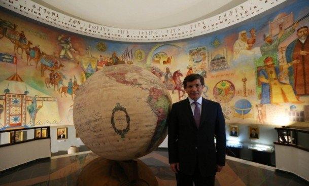 Fotoğraflarla dünden bugüne Ahmet Davutoğlu 89