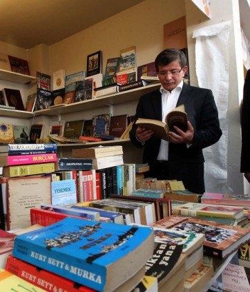 Fotoğraflarla dünden bugüne Ahmet Davutoğlu 96