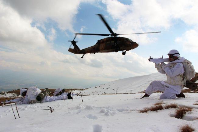 Türk Ramboları Köroğlu'nun dağlarında 18