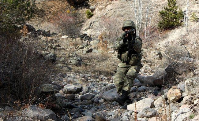 Türk Ramboları Köroğlu'nun dağlarında 2
