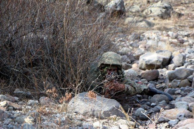 Türk Ramboları Köroğlu'nun dağlarında 3
