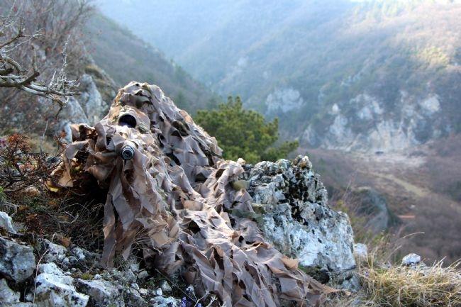 Türk Ramboları Köroğlu'nun dağlarında 9