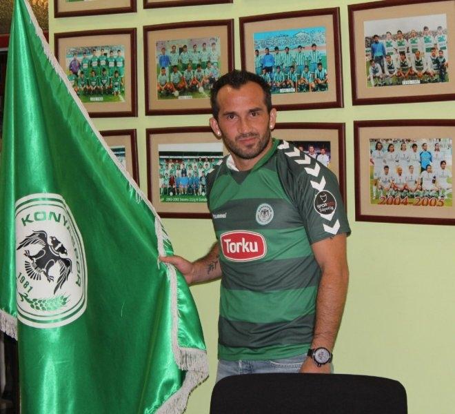 Torku Konyaspor'da son 10 yılın en golcü futbolcuları 1