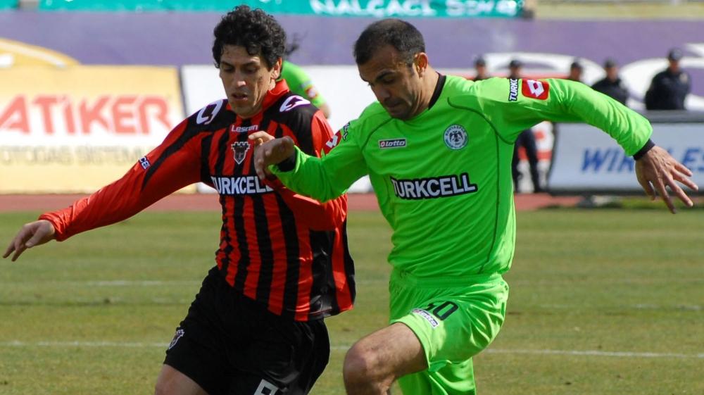 Torku Konyaspor'da son 10 yılın en golcü futbolcuları 6