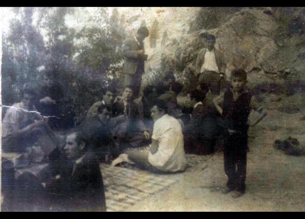 Davutoğlu'nun en ilginç fotoğrafları 1