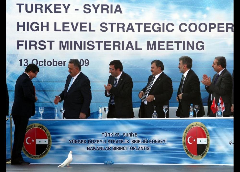 Davutoğlu'nun en ilginç fotoğrafları 17