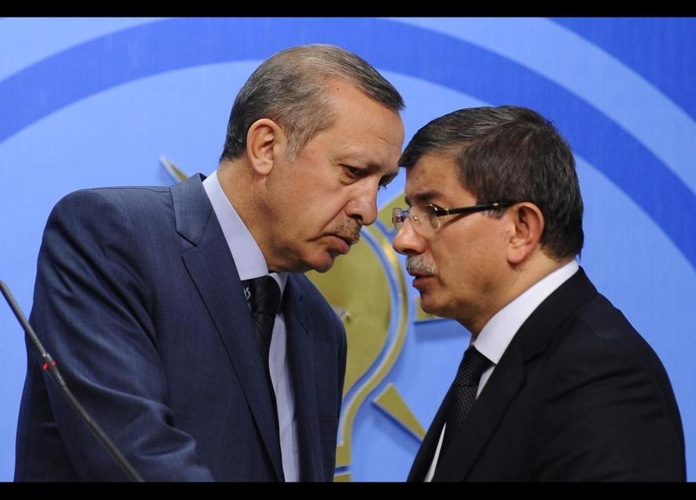 Davutoğlu'nun en ilginç fotoğrafları 20