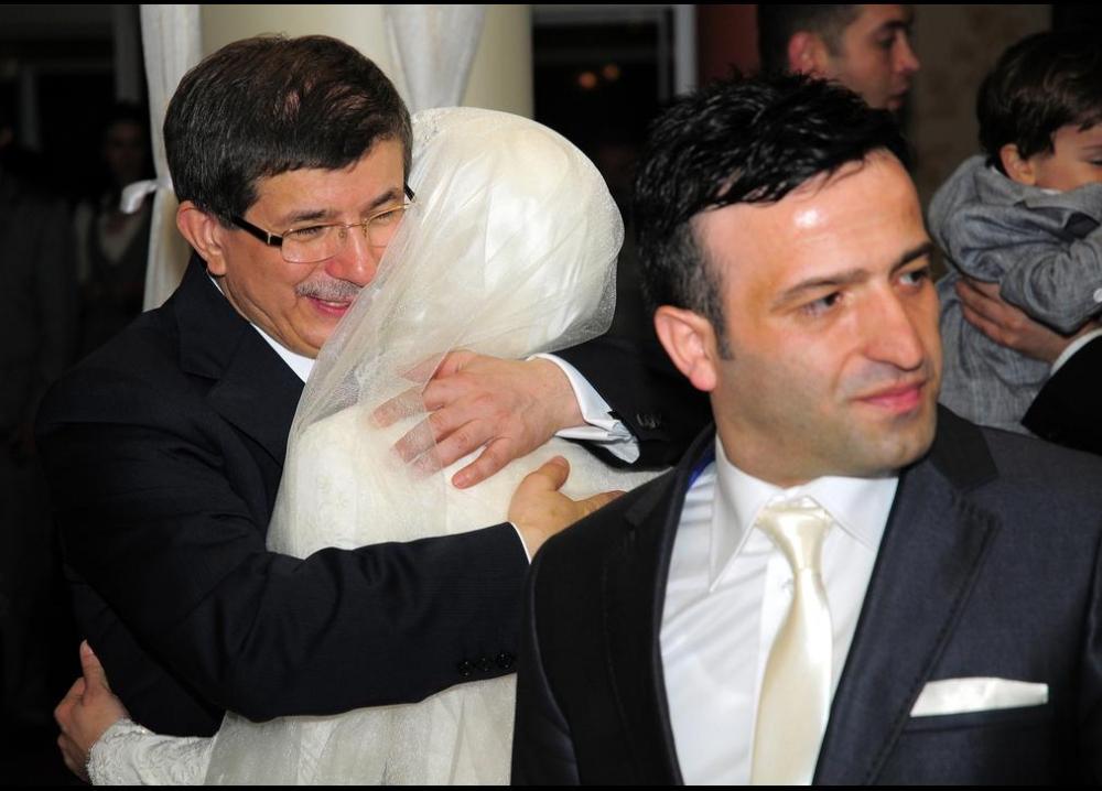 Davutoğlu'nun en ilginç fotoğrafları 21