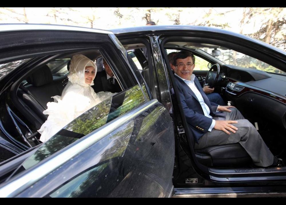 Davutoğlu'nun en ilginç fotoğrafları 22