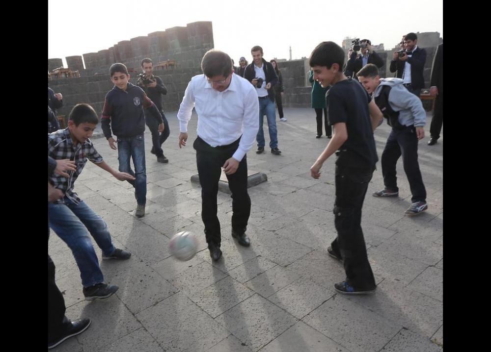 Davutoğlu'nun en ilginç fotoğrafları 31