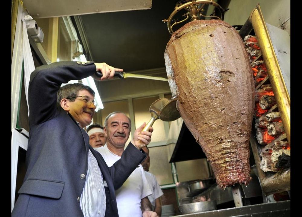 Davutoğlu'nun en ilginç fotoğrafları 32