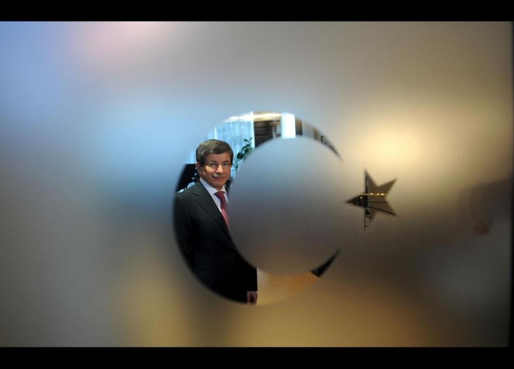Davutoğlu'nun en ilginç fotoğrafları 39