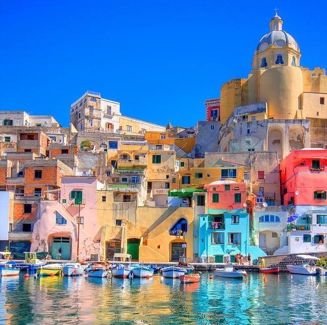 Dünyanın en renkli 19 şehri 1