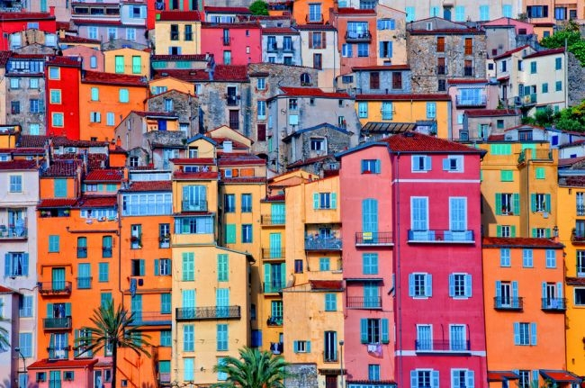 Dünyanın en renkli 19 şehri 11