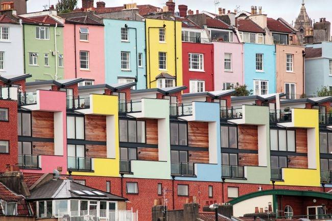 Dünyanın en renkli 19 şehri 16