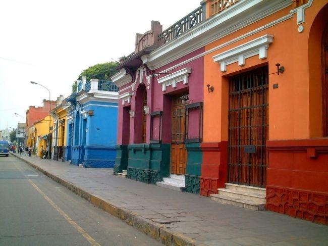 Dünyanın en renkli 19 şehri 19