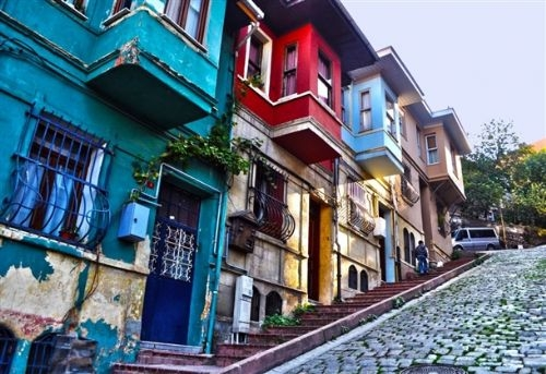 Dünyanın en renkli 19 şehri 2