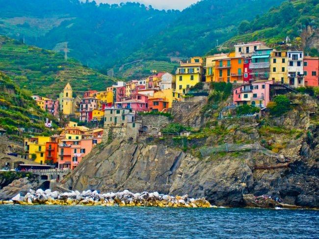 Dünyanın en renkli 19 şehri 3