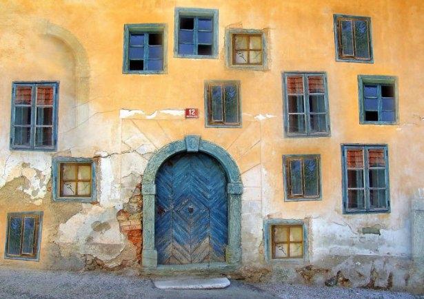Dünyanın en güzel renkli evleri 19