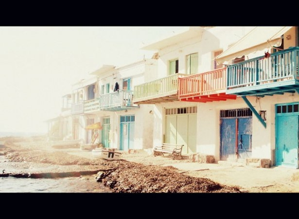 Dünyanın en güzel renkli evleri 26