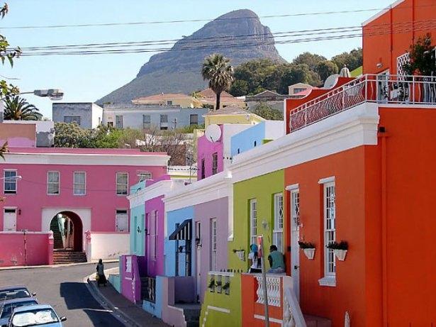 Dünyanın en güzel renkli evleri 29