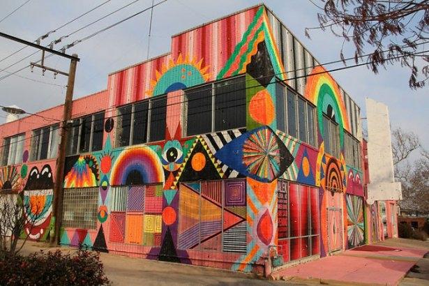 Dünyanın en güzel renkli evleri 31