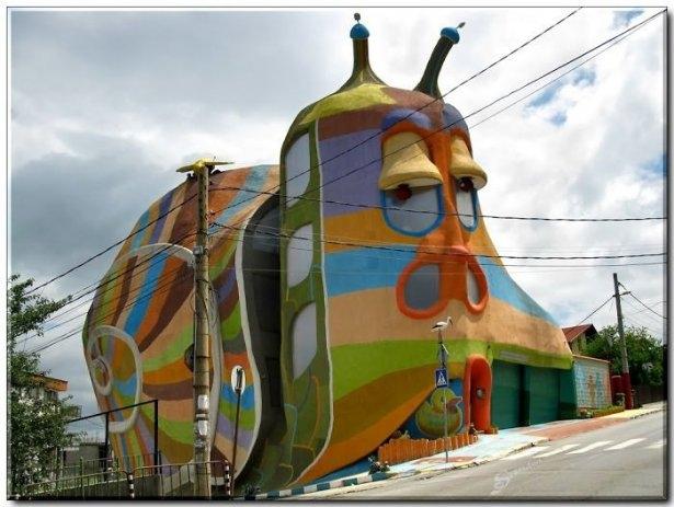 Dünyanın en güzel renkli evleri 32
