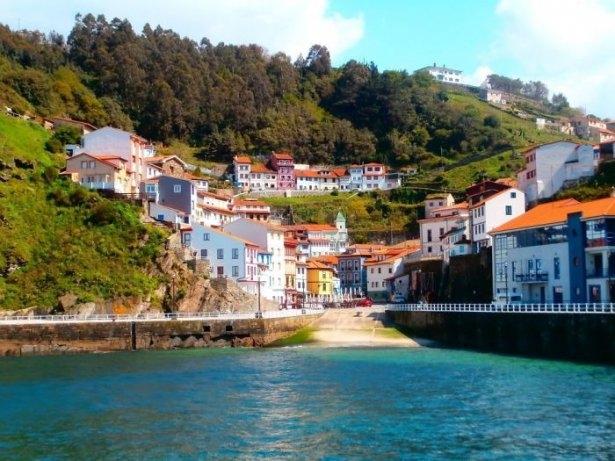 Dünyanın en güzel renkli evleri 33