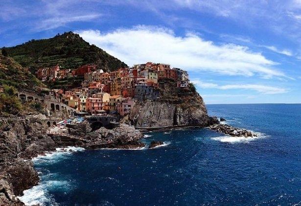 Dünyanın en güzel renkli evleri 38
