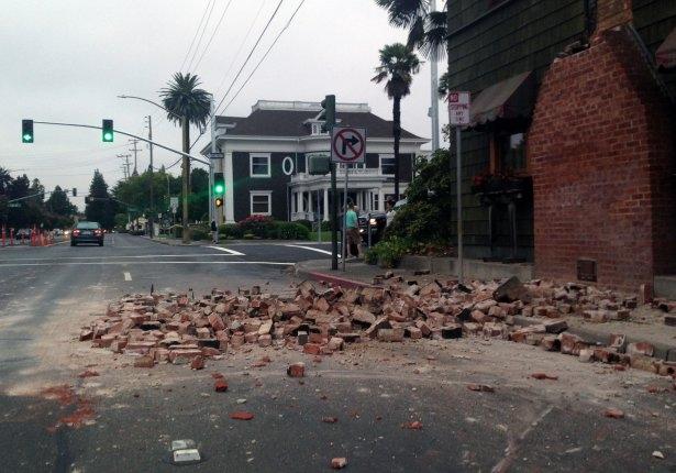 ABD'de 6 şiddetinde deprem! 10