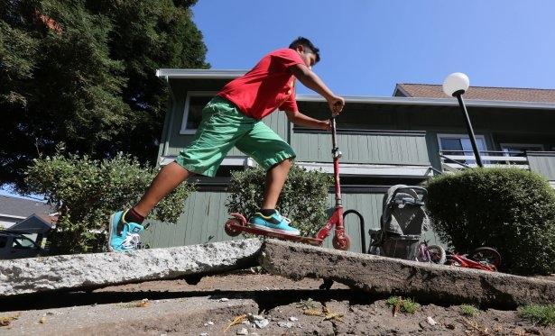 ABD'de 6 şiddetinde deprem! 11