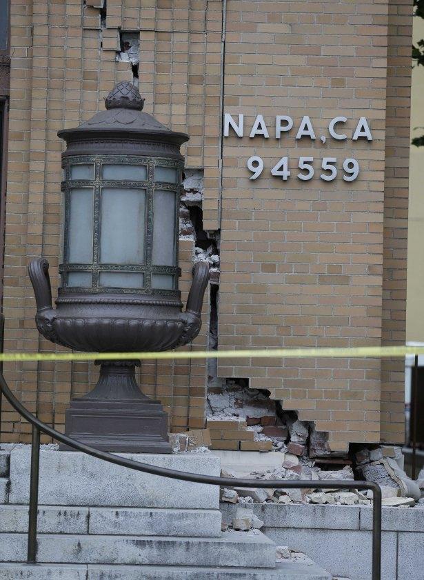 ABD'de 6 şiddetinde deprem! 13