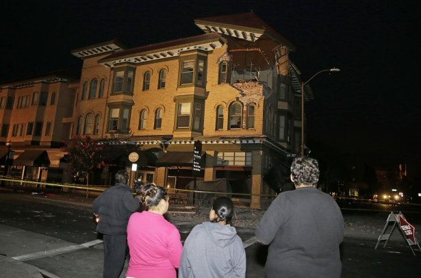 ABD'de 6 şiddetinde deprem! 17