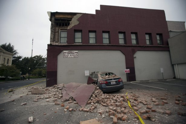 ABD'de 6 şiddetinde deprem! 3
