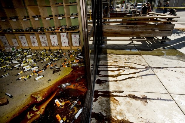 ABD'de 6 şiddetinde deprem! 31