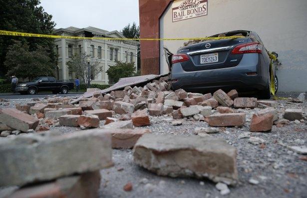ABD'de 6 şiddetinde deprem! 32