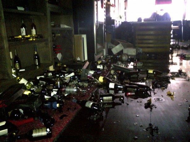 ABD'de 6 şiddetinde deprem! 35